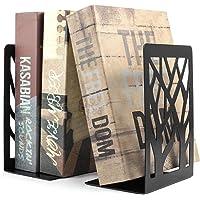 Antidérapante Presse-Livres en Métal et Fer Réglable Fournitures Scolaires Papeterie Étudiant Serre-Livres Anti-Rayures…