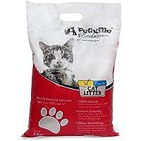 Petville Exlusive Fast Clumping Cat Litter, Lemon 5 KG.