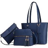 JOSEKO Handtasche Damen Tasche Damen Shopper Damen Groß Schultertasche Handtaschen Damen Groß Designer Elegant…