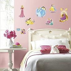 Asian Paints Nilaya Disney Princess Friendship Adventures Wall Stickers