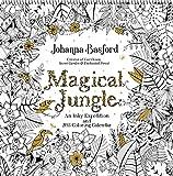 Magical Jungle 2018 Calendar: An Inky Expedition and 2018 Coloring Calendar