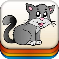 Animals Memory - Fun and Educational Memo Matching Puzzle Game for Preschool or Kindergarten Toddlers, Boys and Girls Under Ages 2, 3, 4, 5 Years Old - Free Trial
