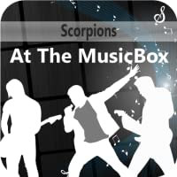Scorpions At The MusicBox