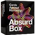 Cards Against Humanity BX4 kaartspellen, zwart