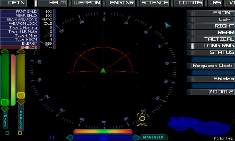 Artemis Spaceship Bridge Simulator: Amazon it: Appstore per Android