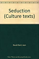 Seduction (Culture texts) Hardcover