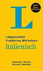 Langenscheidt Praktisches Wörterbuch Italienisch - Buch mit Online-Anbindung: Italienisch-Deutsch/Deutsch-Italienisch (Langenscheidt Praktische Wörterbücher)