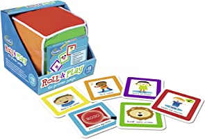 Think Fun- Roll & Play Juego Educativo, (Ravensburger 76322)