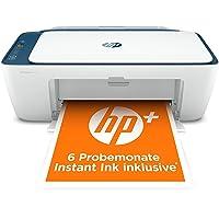 HP DeskJet 2721e Multifunktionsdrucker (HP+, Drucker, Scanner, Kopierer, WLAN, Airprint) inklusive 6 Monate Instant Ink…