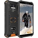 OUKITEL WP5 Pro Móvil Libre Resistente Android 10 4GB+ 64GB,Smartphone IP68 Robusto,Dual Sim 4G Impermeable Telefono Movil, 8