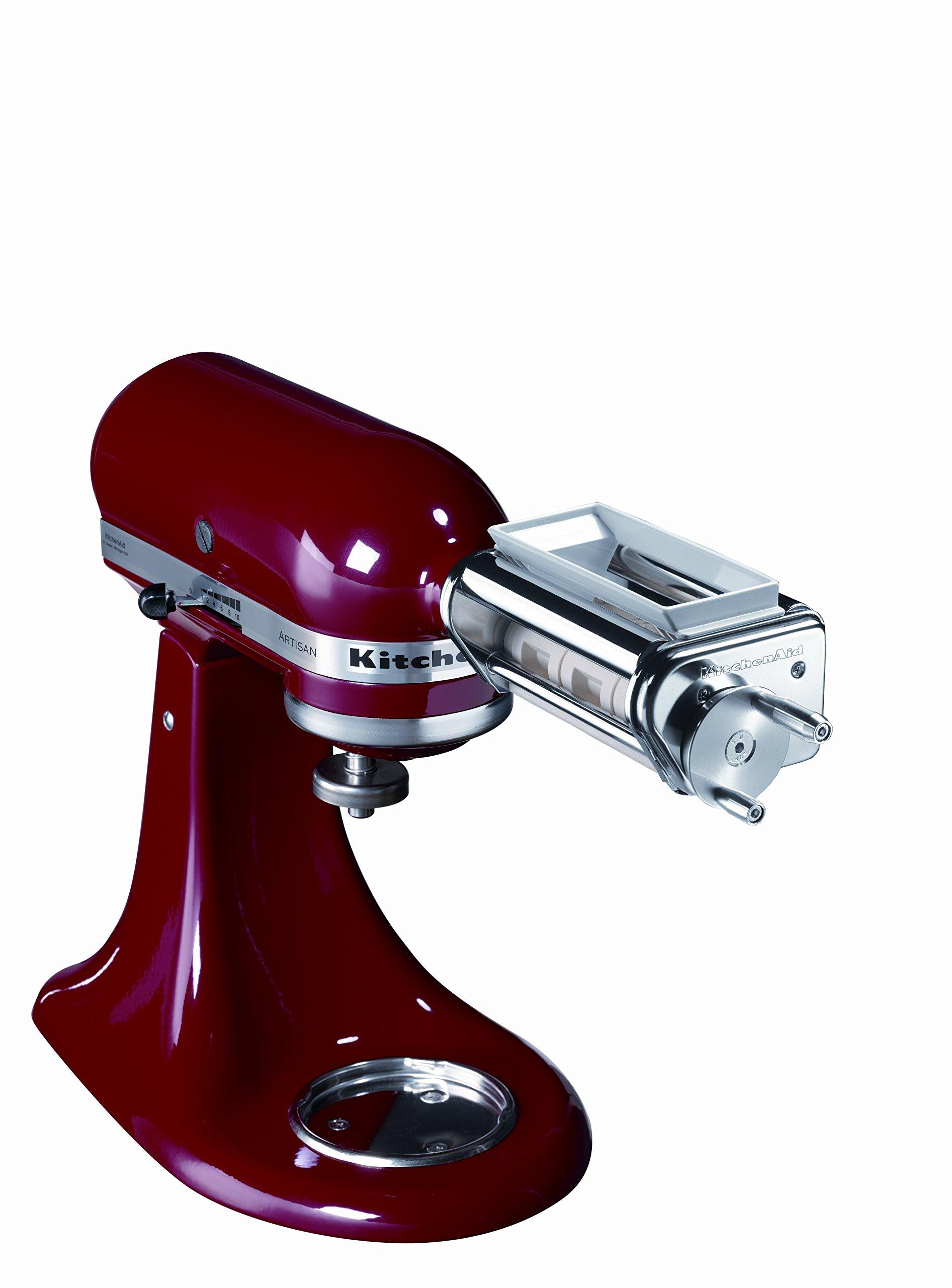 KitchenAid 5KRAV Accessorio per ravioli per Robot da Cucina KitchenAid