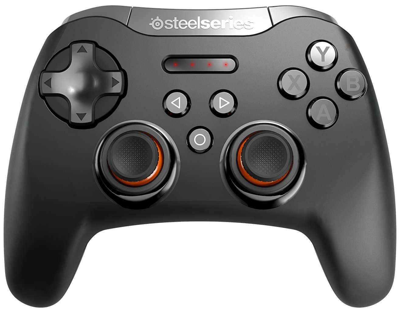 SteelSeries Stratus XL, Contrôleur Gaming sans fil, Bluetooth, 14 Boutons, (Windows/Android/Samsung Gear VR/HTC Vive/Oculus) – Noir