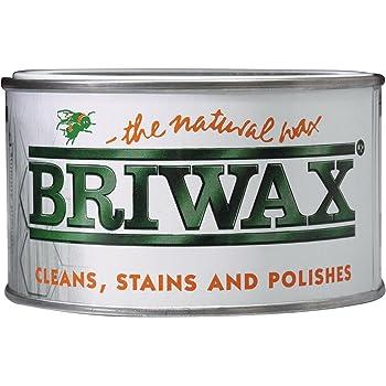 Briwax Original Wax Polish Brwwpmb400 Medium Brown P7 400g