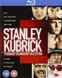Stanley Kubrick: Visionary Filmmaker Collection Set ( 2001: A Space Odyssey / A Clockwork Orange / The Shining / Full Metal Jacket / Eyes Wide Shut / Lolita / Barry Lyndon )