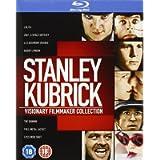 Stanley Kubrick Visionary Filmmaker Collection