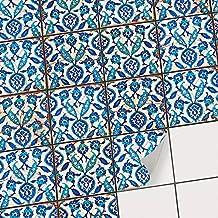 Creatisto Dekor Fliesen Fliesenaufkleber Fliesensticker | Fliesen  überkleben Aufkleber Folie Sticker Für Badfliesen   Küche