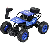 Zest 4 Toyz Remote Control 1:18 Rock Crawler 4x4 High Speed Rechargeable Off-Road Monster Truck | Car for Boys 10 Years…