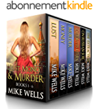 Lust, Money & Murder Super Boxed Set (6 Books): The First Trilogy & The Russian Trilogy (English Edition)