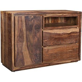 Woodkings Sideboard Blackdale Massivholz Palisander Anrichte Design