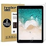 iVoler [Lot de 2] Verre Trempé pour iPad Pro 12.9 Pouces [Garantie à Vie], Film Protection en Verre trempé écran Protecteur Vitre