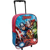 Kids Trolley Cabin Bag Suitcase with Wheels and Telescopic Handle - Ideal for Short Breaks, Holidays, sleepovers and…