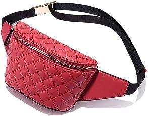 Gürteltasche Damen Bauchtasche Damen Hüfttasche Damen Gesteppt Handytasche Tasche Mode