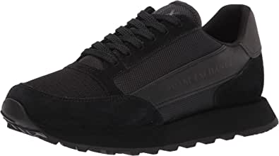 AX Armani Exchange Sneaker, Scarpe da Ginnastica Uomo