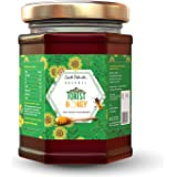 Societe Naturelle - Forest Organic Honey - 340gms / Aids Weight Management / Certified Honey / Pure Raw Unpasteurized…