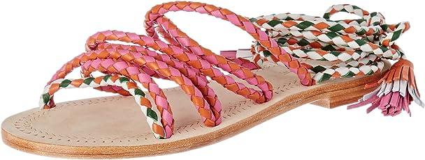 Antik Batik Damen Dori Zehentrenner