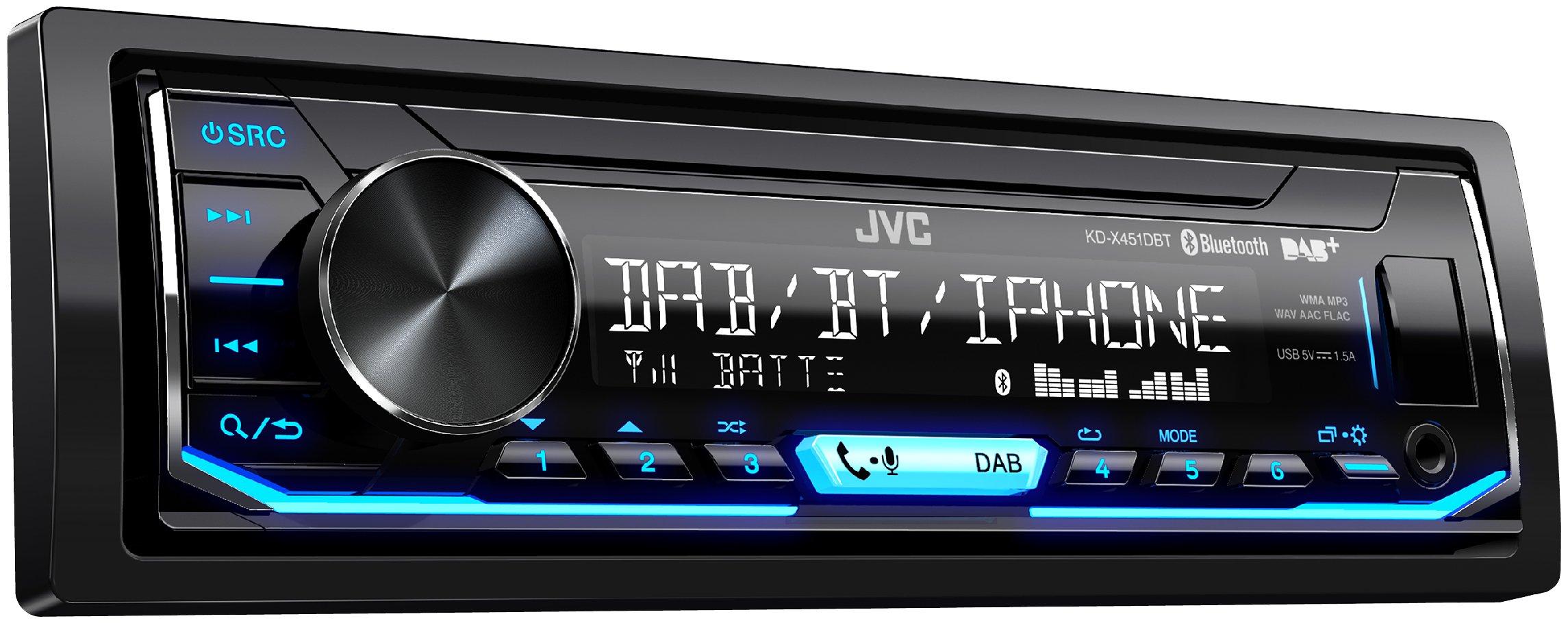 Antenne Splitter Adapter Auto Radio kompatibel mit JVC Kenwood Sony Pioneer Adapter Universe DAB
