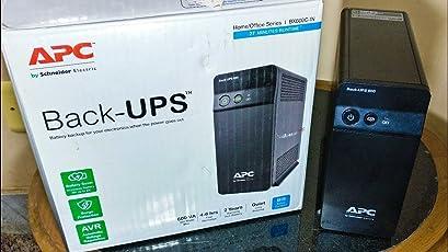 APC BX600CI-IN Back-UPS 600 VA, 230V