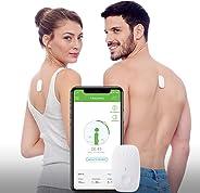 Upright GO - Trägerloser Haltungstrainer und Haltungskorrektur für Rücken und Haltung, mit Free IOS und Android App