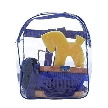 Pferdepflege & -putzzeug Lila günstig kaufen Kerbl 321765 Putzbox
