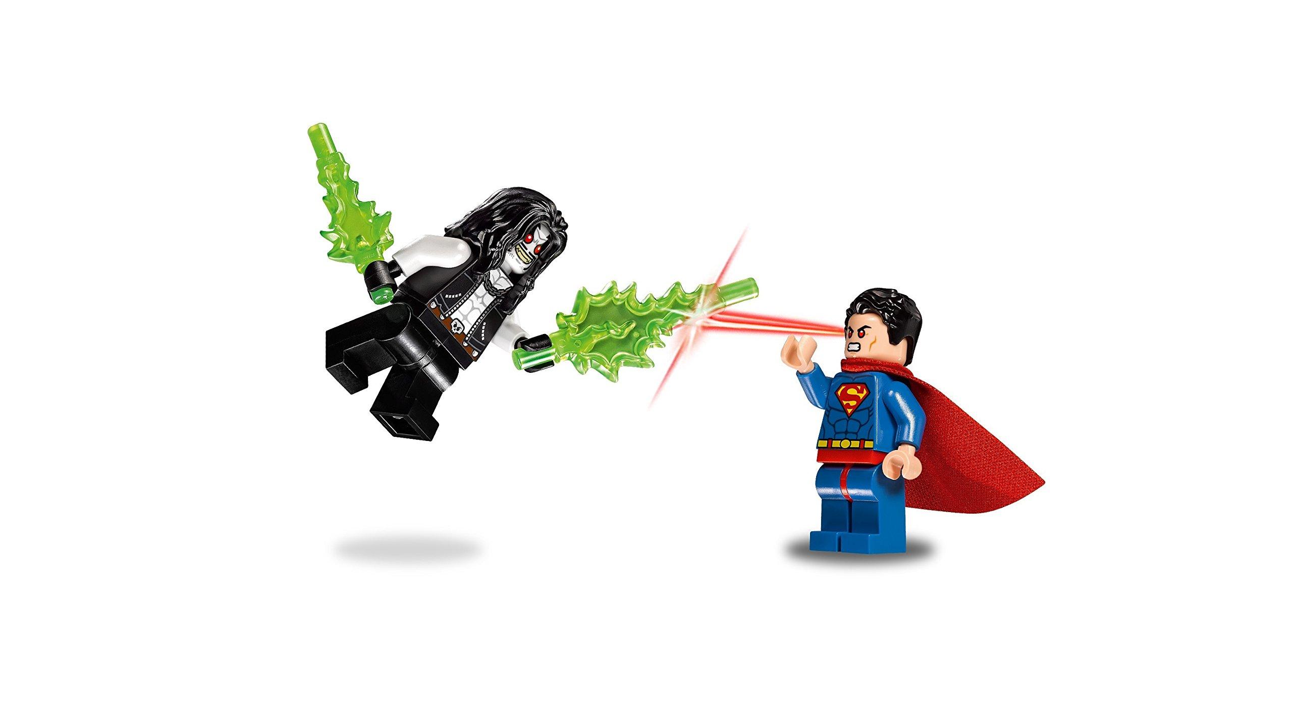 Super-Heroes-Lego-lAlleanza-tra-Superman-e-Krypto-Multicolore-76096