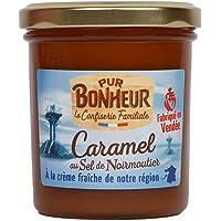 PINSON Caramel à Tartiner au Sel de Noirmoutier Pur Bonheur 200 g Q002D200