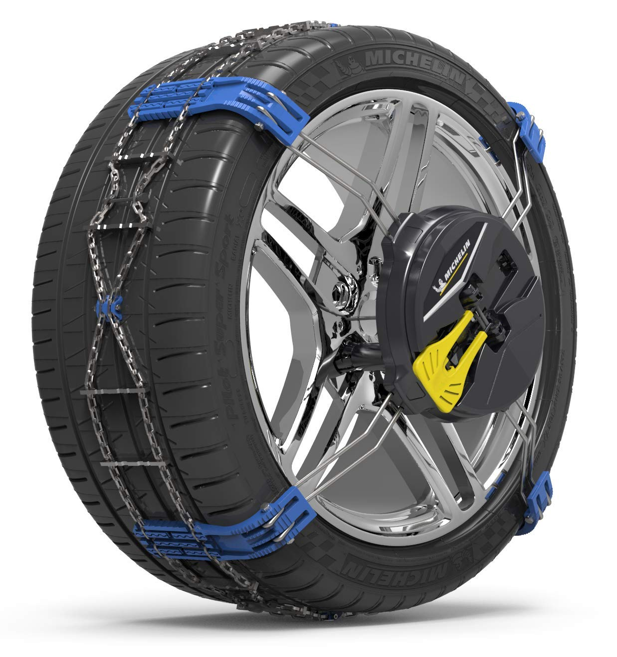 MICHELIN Fast Grip Chaines à neige frontales
