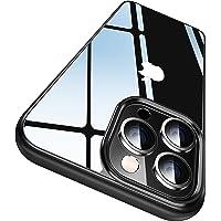 CASEKOO Crystal Clear Kompatibel für iPhone 13 Pro Hülle, [Nie Vergilbung] [Unzerstörbarer Militärschutz] Stoßfeste…