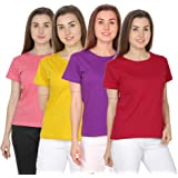 KGB Polo Women's T-Shirt (Pack of 4)