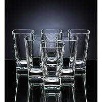 Water Glass Set, Milk Wine Beer Water & Juice Glass Set 315 ML (Transparent ), Quality Standards 2