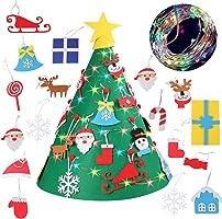 Gosear Fai Sentito Natale Albero Decorazione Natale Partito Parete Appeso Ornamento per Bambini Regalo Casa Ufficio...