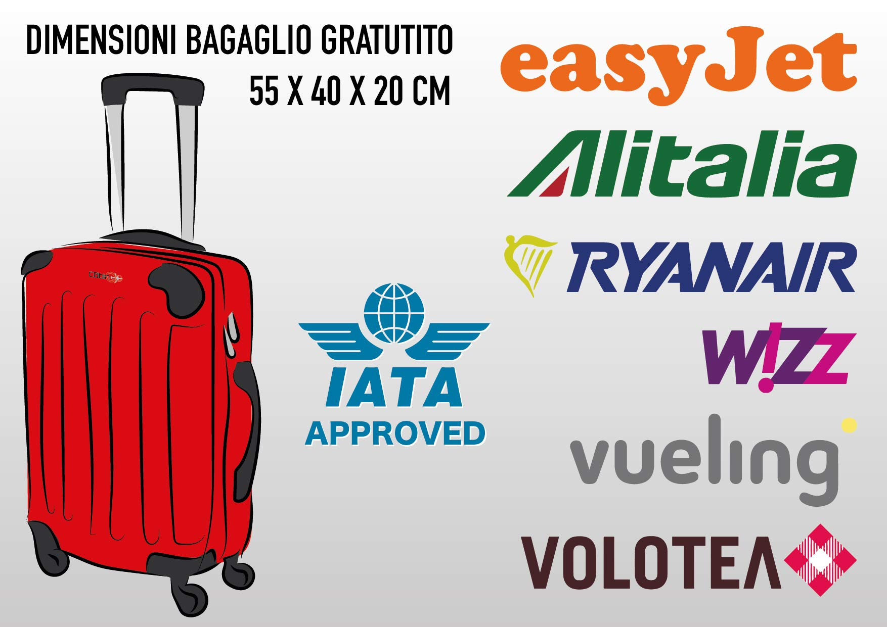e9ab5598c Cabin Go Max 5550 Trolley with Hand Luggage Small Duffle Cabin Size - Soft  Trolley with