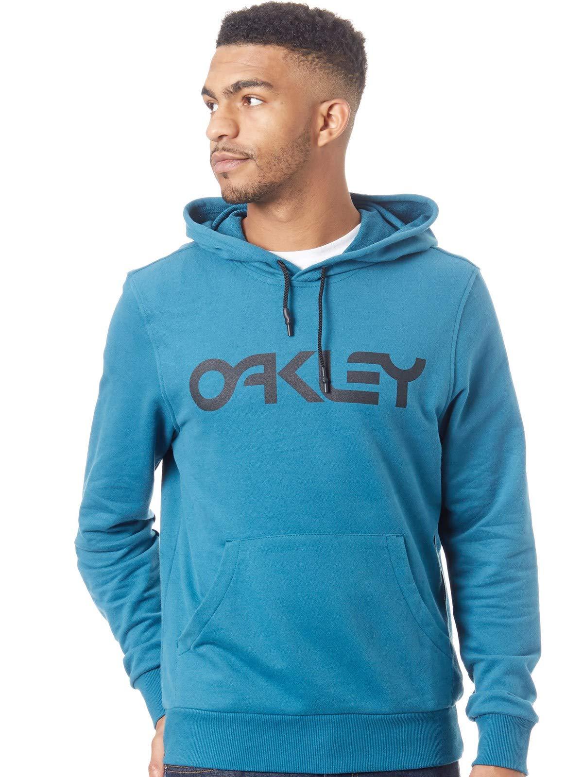 Oakley Sudadera con Capucha B1B Azul Coral