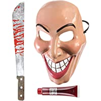 ZONESTA Guy Mask Toy Mask V Halloween Party Mask