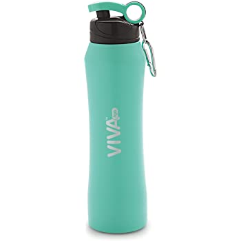 Buy Viva H2o Stainless Steel Water Bottle Double Wall Vacuum