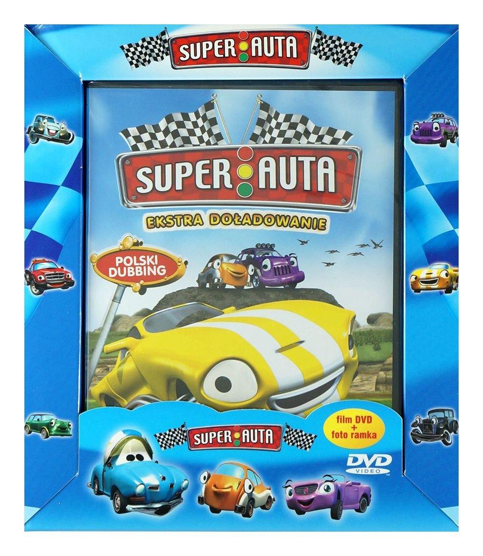 Ramka Foto 1 Super Auta [DVD] (Nessuna versione italiana)