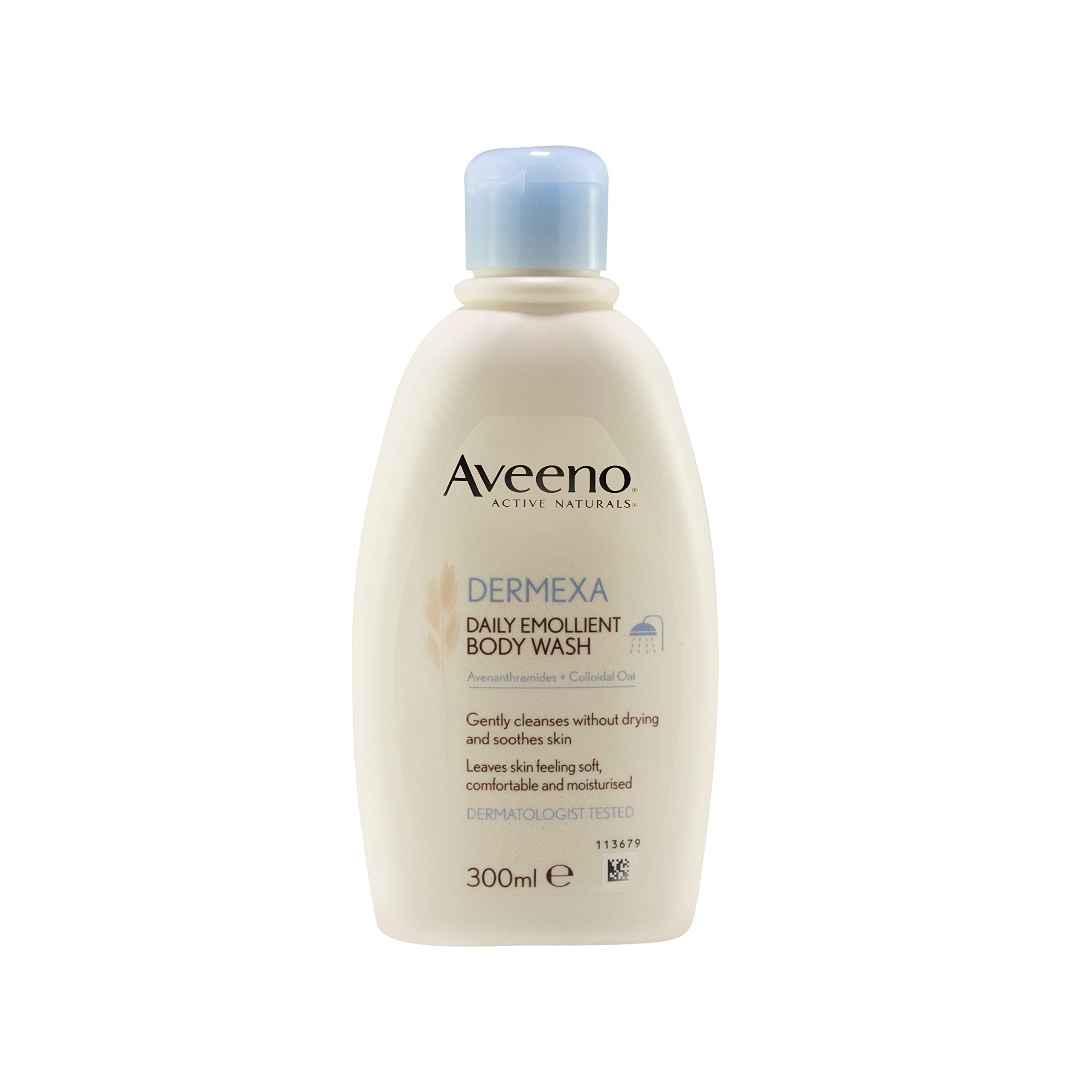 Aveeno Dermexa Daily Emollient Body Wash, 300 ml