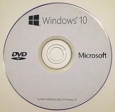 Windows 10 Professional 64-Bit Italiano su DVD-ROM - Utilizzato per Ripara, Recupero, Ripristino e Reinstallare.
