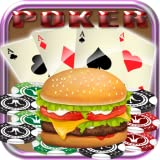Burger Poker Free Hamburger Lots Delicious Burgers Poker Free Games for Kindle Fire HD Poker Offline Texas Challenge Best Poker Games Card Games No Wifi or Internet Play Poker Free for Kindle Best Poker Games