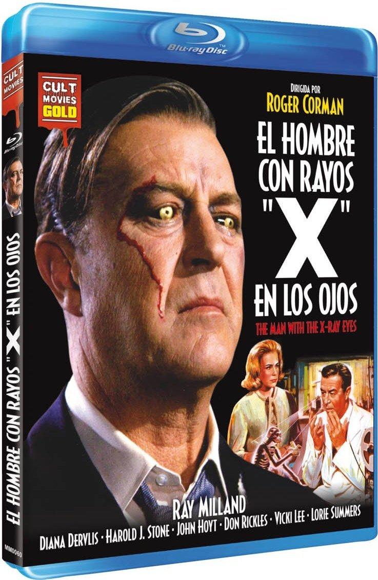 El Hombre con Rayos X en los Ojos [Edizione: Spagna]