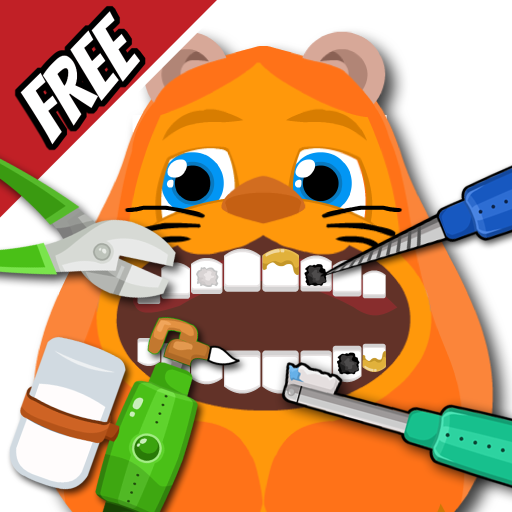 Wizard of Oz Dentist Office Makeover Free Game: Fun Little Celebrity Doctor Game for Kids, Boys, and (Oz Up Of Make Wizard)
